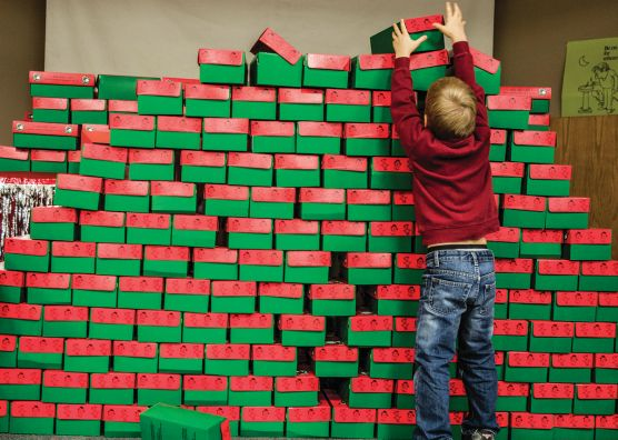 Operation Christmas Child Shoebox Drop Off Deadline | Trinity ...