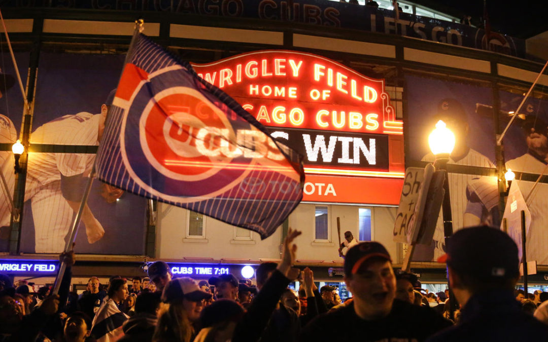 Cubs Win a (Small) Foretaste of Glory Divine