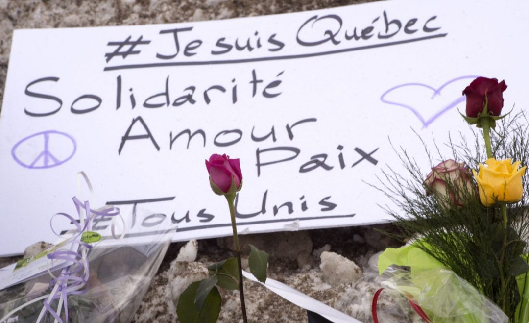 How Does a Christ Follower Respond to The Terror in Quebec City?